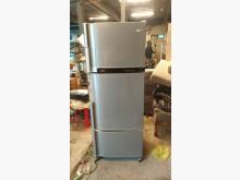 SAMPO聲寶三門電冰箱冰箱無破損有使用痕跡