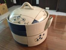 [9成新] 大砂鍋陶鍋鍋具無破損有使用痕跡