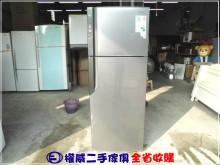 [95成新] 權威二手傢俱/國際牌雙門冰箱冰箱近乎全新