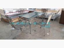 尋寶屋二手買賣~1桌4椅餐桌椅組無破損有使用痕跡