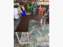 [9成新] 庫存 時尚胡桃L型電腦桌*桌子*電腦桌/椅無破損有使用痕跡
