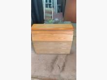 [9成新] 松木色3.5呎床頭箱其它櫥櫃無破損有使用痕跡