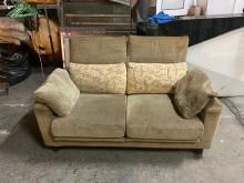 [9成新] 義大利進口 雙人懶人沙發椅組雙人沙發無破損有使用痕跡