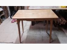 [95成新] 九五新松木書桌工作桌.4千免運書桌/椅近乎全新