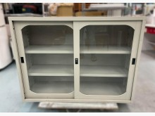 [9成新] C12929*4尺辦公文件鐵櫃*辦公櫥櫃無破損有使用痕跡