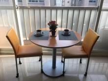 [8成新] 休閒辦公桌椅其它桌椅有輕微破損