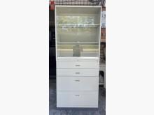 [9成新] 三合二手物流(理想文件鐵櫃)辦公櫥櫃無破損有使用痕跡