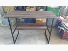 [9成新] 木紋簡約小書桌書桌/椅無破損有使用痕跡