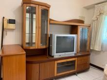 [7成新及以下] 客廳餐廳臥房傢俱出清電視櫃有明顯破損