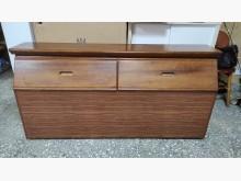 [95成新] 如新 5尺 雙人 實木 床頭箱雙人床架近乎全新