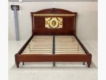 六尺床組/雙加大床組/床架雙人床架近乎全新