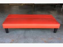 [全新] *工廠出清*糖果紅高質感皮沙發床多件沙發組全新
