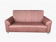 [全新] 全新巧達3人貓抓皮沙發(咖啡)雙人沙發全新