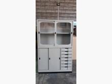 [9成新] 4尺OA七抽文件鐵櫃辦公櫥櫃無破損有使用痕跡