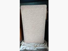 [9成新] 米黃3.5呎傳統床墊單人床墊無破損有使用痕跡