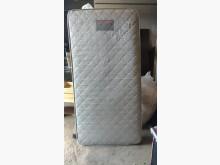 [9成新] 水藍加長3.5呎傳統床墊單人床墊無破損有使用痕跡