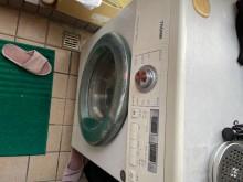 [8成新] LG 滾筒洗衣機 5kg 洗脫烘洗衣機有輕微破損