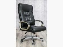 [全新] 新品黑皮塑鋼腳電腦椅(可後仰電腦桌/椅全新