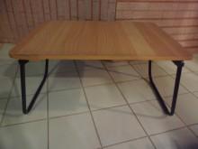 [9成新] 多功能休閒桌/和室桌/~折疊方便其它桌椅無破損有使用痕跡