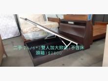 [9成新] 尋寶屋二手買賣~6尺掀床雙人床架無破損有使用痕跡