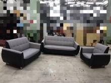 [全新] 新品吉利半貓抓皮3+2+1沙發多件沙發組全新