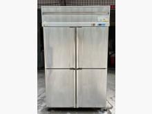 [8成新] 三合二手物流(風冷4門全冷藏)冰箱有輕微破損