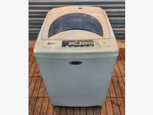 [7成新及以下] 聲寶10公斤洗衣機洗衣機有明顯破損