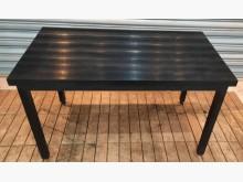 [8成新] 黑色書桌書桌/椅有輕微破損