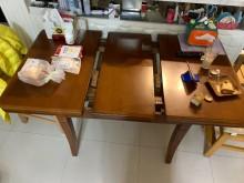 [95成新] 桌面可伸縮餐桌餐桌近乎全新