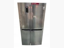 [8成新] RE31803*LG鏡面對開冰箱冰箱有輕微破損