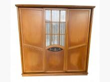 [7成新及以下] B31708*半實木7尺衣櫃*衣櫃/衣櫥有明顯破損