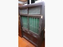 [9成新] 古早檜木菜櫥櫃櫥/櫃無破損有使用痕跡