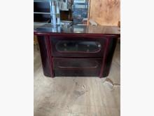[8成新] 紅柚色3呎傳統電視櫃電視櫃有輕微破損