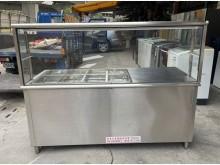 三合二手物流(6呎保溫白鐵檯)其它廚房用品近乎全新