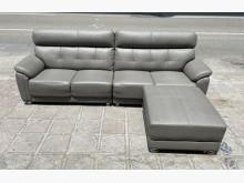 [95成新] 三合二手物流(貓抓獨立筒沙發組)L型沙發近乎全新