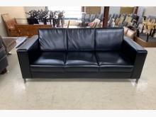[95成新] 皮沙發/三人沙發/簡約沙發多件沙發組近乎全新