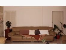 [9成新] [九成新]二手四人座牛皮真皮沙發多件沙發組無破損有使用痕跡