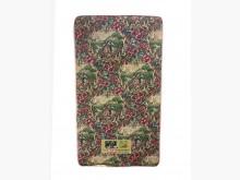 [9成新] B41407*花色單人床墊*單人床墊無破損有使用痕跡