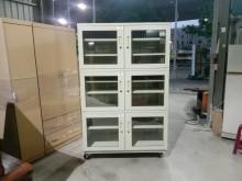 [9成新] 收藏家六門防潮櫃有鑰匙H0368辦公櫥櫃無破損有使用痕跡