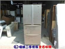 [9成新] 權威二手傢俱東元四門冰箱566L冰箱無破損有使用痕跡