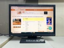 [9成新] BenQ23吋液晶螢幕電視無破損有使用痕跡