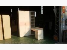合運二手傢俱~訂製款衣櫃置物書桌衣櫃/衣櫥有輕微破損