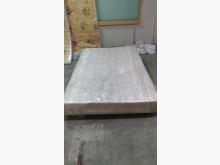 [9成新] 粉紅4呎布下墊(床底)單人床架無破損有使用痕跡