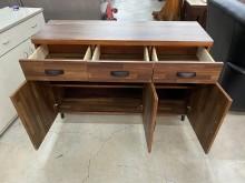 [全新] 新品積成木三抽拉門餐櫃收納櫃收納櫃全新