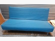 [8成新] 布沙發床沙發床有輕微破損