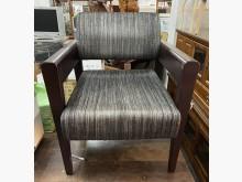 [95成新] 三合二手物流(實木布面單人椅)其它桌椅近乎全新