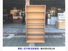 [8成新] 書櫃 展示櫃 層板櫃 置物櫃有輕微破損