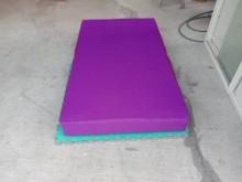 [95成新] (近全新)折疊式兒童床墊單人床墊近乎全新