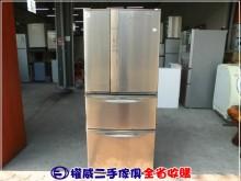 權威二手傢俱/國際牌四門冰箱冰箱無破損有使用痕跡