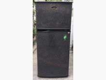 [7成新及以下] 大同 143公升二手雙門冰箱冰箱有明顯破損